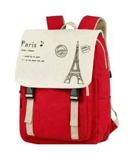 ransel paris 4 warna
