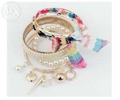 High quality bangles set