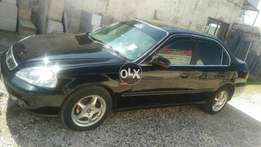 Honda civic .Exchange possible up model smaal cars only.Mehran.cultus.