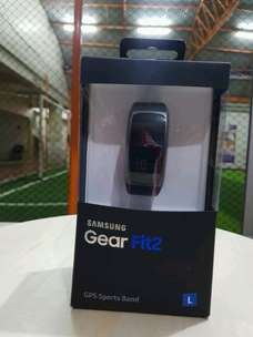 Smartwatch Samsung Gear Fit 2 water resistance