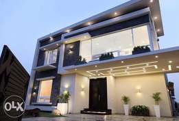 8 marla double unit prime location in bahria town lahore