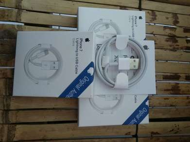 charger cable iPhone