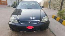 Honda Civic Vti Manual 1999 Model Registered 2001