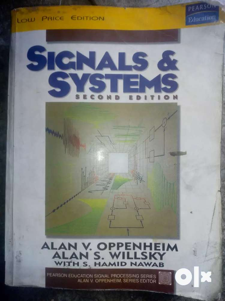 Signal And System Book