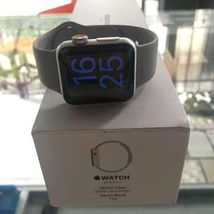apple watch series 3 38Mm silver GPS CELL