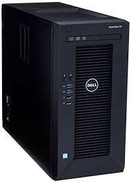 Server DELL PowerEdge T30 - Intel Xeon E3 - 1225v5 Dual Ethernet Card