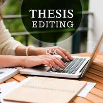 Thesis Help writing