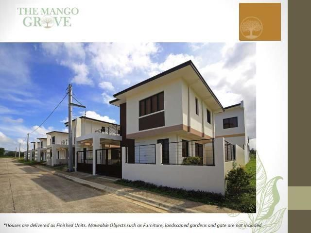 sachi seika the mango grove sto tomas batangas rent to own house and