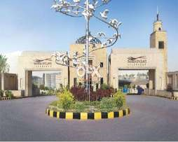 Residential plot for sale 1 Kanal Road 5 Sector C Bahria Encl'[;=]