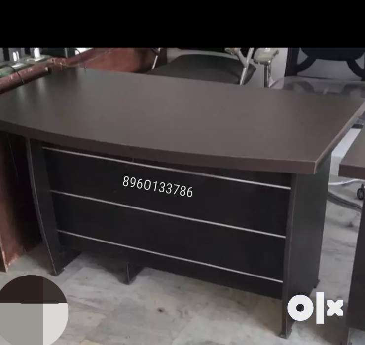 New Designer Office Table Feet Lucknow Electronics - 4 feet office table