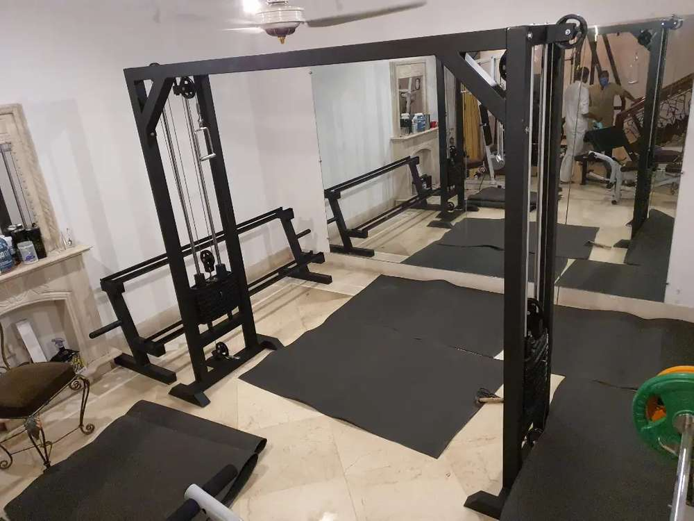 All gym equipments - Gym & Fitness - 1018424213