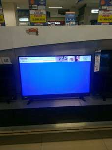 "LED TV Toshiba 40""L3750"
