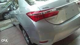 2017 Models Of Toyota Corolla XLI-GLI On Installments