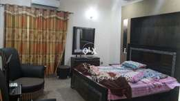 10 Marla Fully Furnished House For Rent in Bahria Town, Lahore