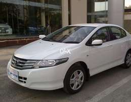 Honda City 2018 Bank lease Ready Available in One Day