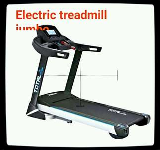 Fitness Electric jumbo 3hp Total Fitness