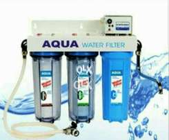 Aqua safe water purifier