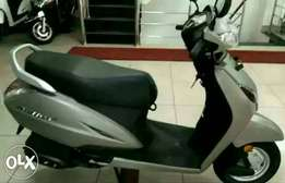 Honda Activa on Low Down-payment Hurry Limited period offer