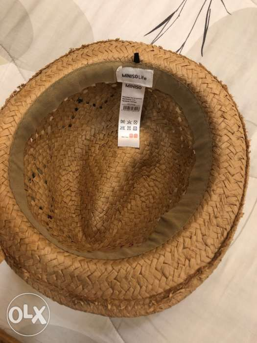 c943d50b930 Miniso Straw Hat · Miniso Straw Hat