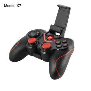 New Gamepad Bluetooth X7 Android iPhone PC SmartTV Controller
