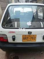 Mehran Vx driven in Islamabad Cng/petrol Full Genuine
