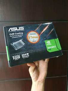 VGA Asus Nvidia GT210 1GB DDR3 Like New
