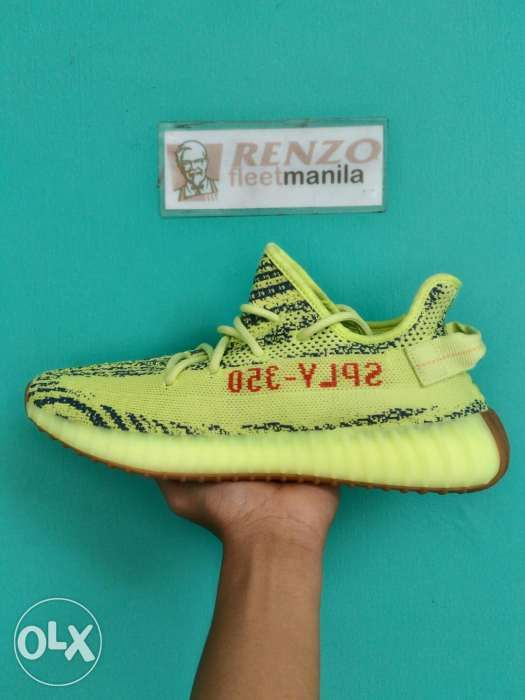 8bc88738982 adidas Yeezy Boost 350 v2 Semi Frozen Yellow in Mandaluyong