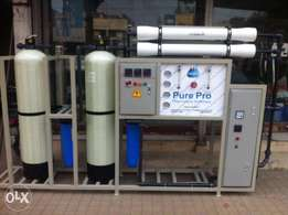 2 Ton Mineral Water Plant