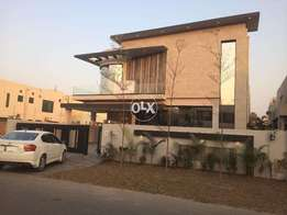 Kanal Superlative Bungalow With Pool And Cinema In Basement In Dha Pha