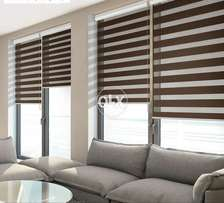 Motorised Eclisse Blinds From ZnH interiors