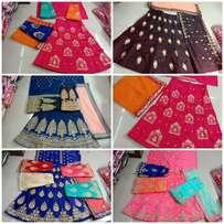 brand new heavy designer lehengs choli all india shiping avaible