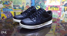 d2671823f3b NIKE DUNK LOW BLACK US8.5 not jordan adidas sperry vans puma fila shoe
