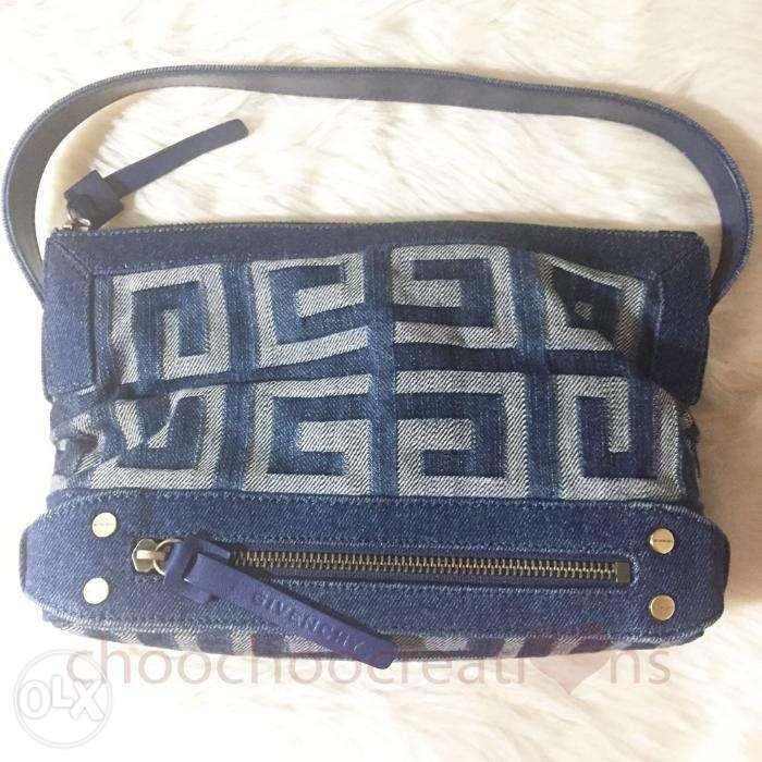 Authentic Givenchy Denim Bag  Authentic Givenchy Denim Bag ... cb296a8e6e9e9