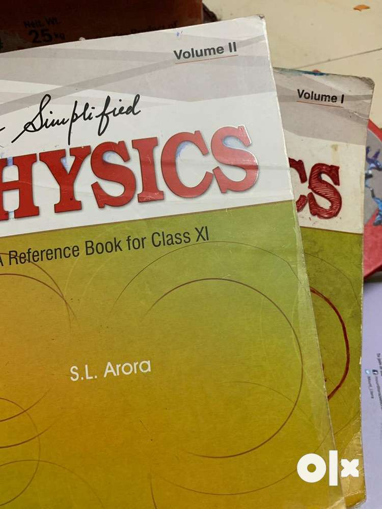 Physics class pdf 11 book