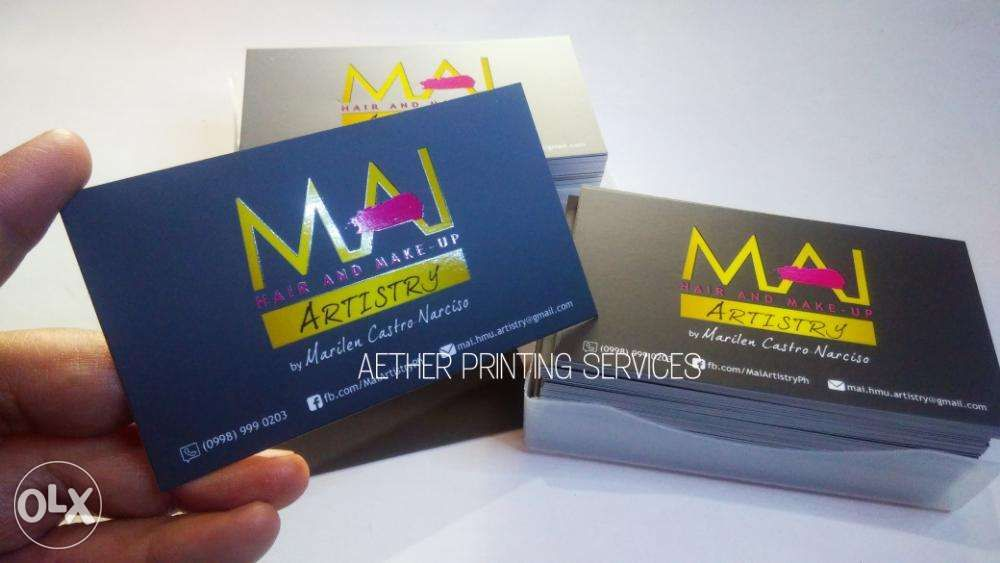 Embossed Cards Or Spot Uv Business Cards Or Uv Varnish Calling Cards