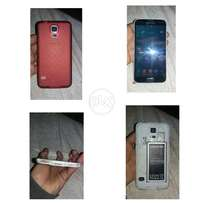 Galaxy S5 back and sides rough