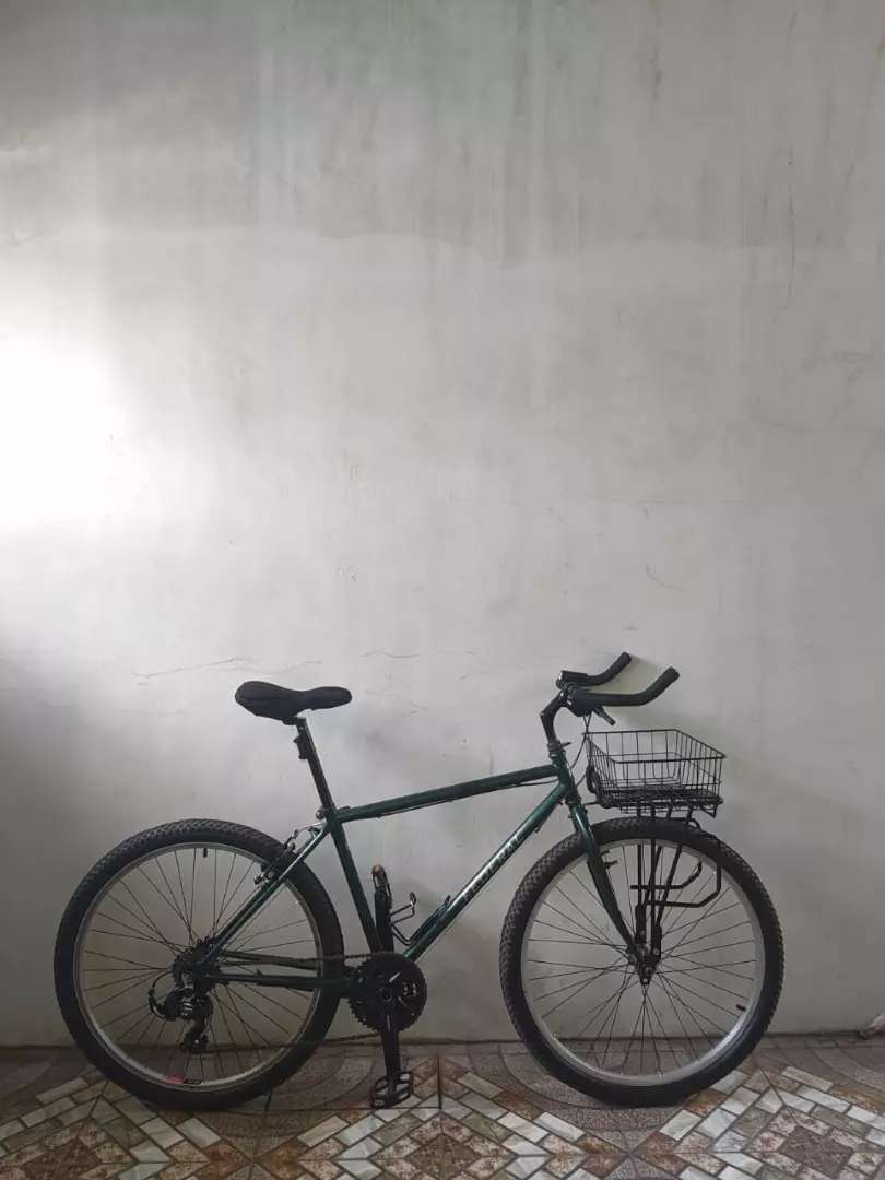 Sepeda Federal City Cat 2000 Commuter Bike Sepeda Aksesoris 789153035
