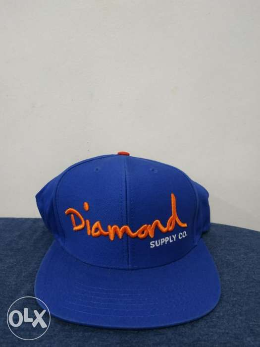 834ad91e6df3f5 Diamond Supply Co Black snapback hat in Mandaluyong, Metro Manila ...