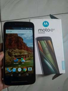motorola e3 power batre awet
