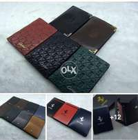 Pack of stylish branded wallet