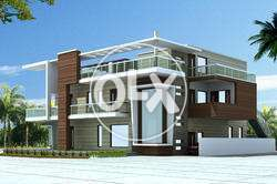 i-9 12000 sq ft single story for warehouse / office rent 7 lac