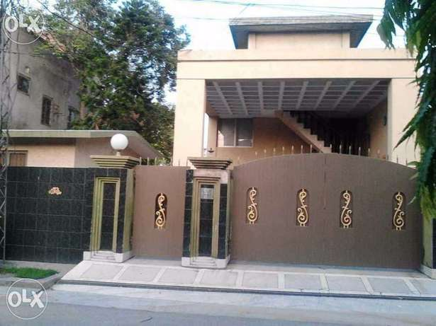 12marla portion 2bed for rentg in johar town lahore