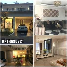 Forsale rumah 2 lantai full furnish di kota wisata cibubur