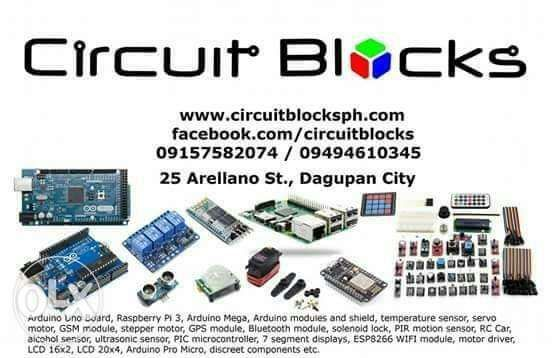 circuit blocks electronic store in dagupan city, pangasinan olx phcircuit blocks electronic store