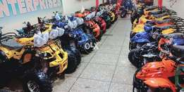 New Full Luxury 50cc to 250cc Variety of Quad Atv Bike Deliver All Pak