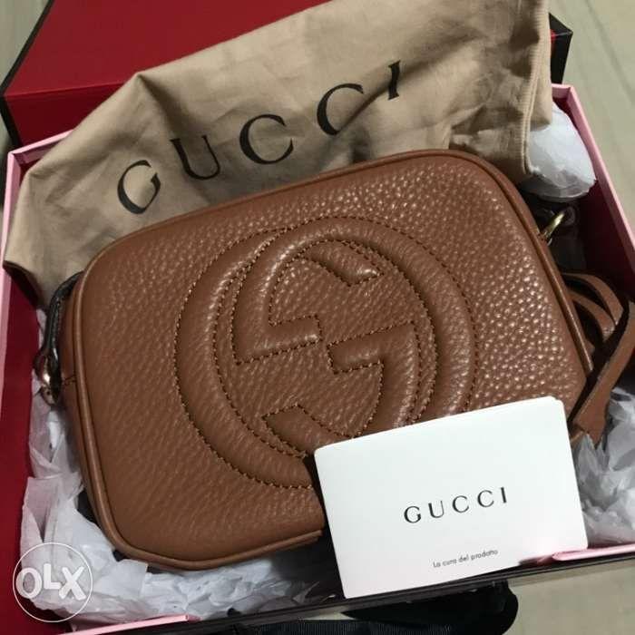 600184cacb2 Gucci Soho Disco Bag in Angeles City