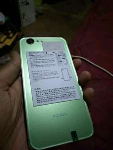 sharp aquos sh04h 3/32