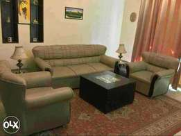 Outstanding 5 seaters beauty PLus sofa set
