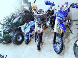 Excellent Quality of engine New 50 cc MINI TRAIL & HEAVY BIKE for sell