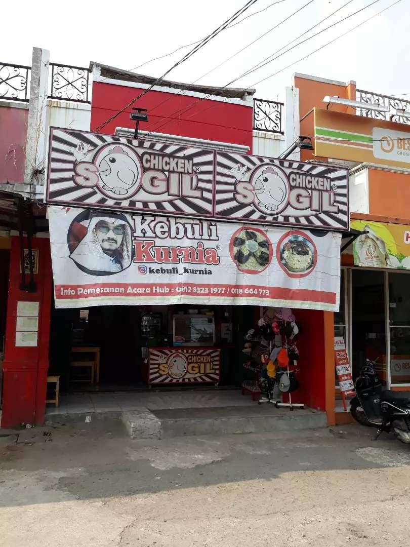 Take Over Franchise Chicken Sogil Depok (Tanpa Kontrakan Toko) 0